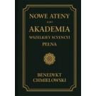 Nowe Ateny, albo Akademia wszelkiey scyencyi pełna. Część wtóra.