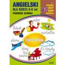 Angielski dla dzieci 6-8 lat Pierwsze Słówka Nr 12