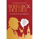 Skerlock Holmes Studium w szkarłacie