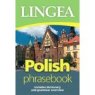 Polish phrasebook includes dictionary and grammar overview (wyd. 2019)