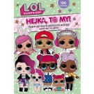 L.O.L. Surprise! Hejka, to my! Glee Hip Hop Storybook Spirit