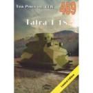 Tank Power Vol. CCIV 469 Tatra T 18 (Limited Editions)