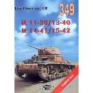 Tank Power vol. CII 349 M 11-39/13-40 M 14-41/15-42 (English text)