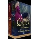 Pakiet A. Quick: Kłamstwa w blasku księżyca Kolory zmierzchu