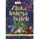 Marvel. Historie ze świata superbohaterów. Złota księga bajek