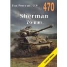 Sherman 76 mm Tank Power vol. CCV 470