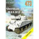 Tank Power vol. CCVIII 473 Sherman 105 mm M4A3E2 Jumbo