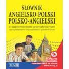 Słownik angielsko-polski, polsko-angielski z suplementem gramatycznym