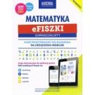 Efiszki Gimnazjalisty Matematyka + CD. Kurs powtórkowy do egzaminu na urządzenia mobilne