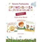 PAKIET Opowiadania dla przedszkolaków (audiobook)