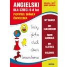 Angielski dla dzieci. Zeszyt 3. 6-8 lat