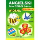 Angielski dla dzieci. Zeszyt 21. 6-8 lat. Wiosna