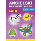 Angielski dla dzieci. Zeszyt 22. 6-8 lat. Lato Ćwiczenia (Wyd. 2016)