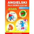 Angielski dla dzieci. Zeszyt 20. 6-8 lat. Jesień