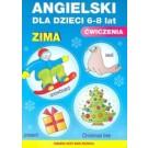 Angielski dla dzieci. Zeszyt 19. 6-8 lat. Zima