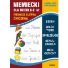 Niemiecki dla dzieci. Zeszyt 4. 6-8 lat. Pierwsze słówka. Ćwiczenia (Wyd. 2016)