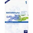 MATeMAtyka kl.1 ZP Podręcznik BabiańskiNU 2015